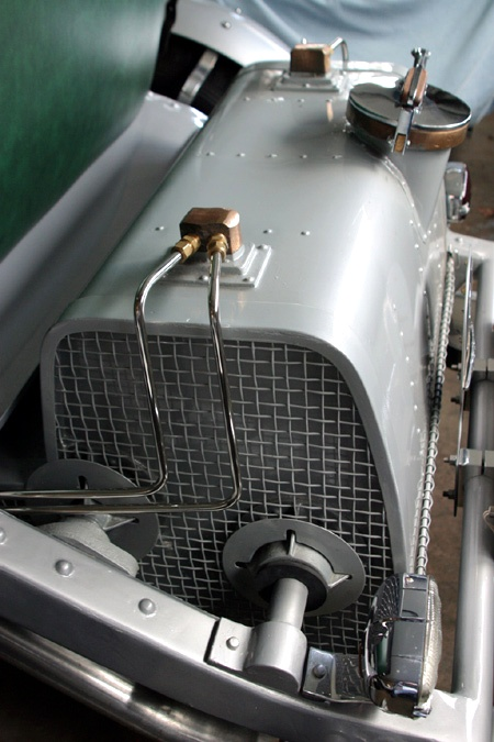 The Marshall Bentley Special Mark VI 30/48 TD Classic